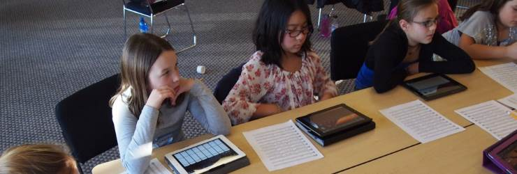 mobile learning in the classroom